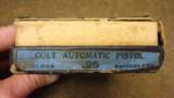 COLT 1908 VEST POCKET .25 ACP W/ ORIGINAL BOX + PAPERS 1916 YEAR - 7 of 8