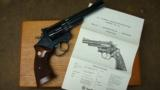 SMITH AND WESSON S&W MODEL 19-3 .357 MAG 6