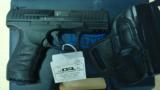 WALTHER PPQ 9MM AS NEW CHEAP - 1 of 2