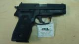 SIG SAUER P229 40CAL W CTC LASER LIKE NEW - 1 of 2