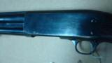 EARLY ITHACA MOD 37 TRAP STYLE 12GA PUMP SOLID RIB - 1 of 3