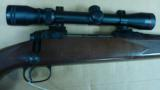 SAVAGE MOD 110 3006 BOLT ACTION W SCOPE - 1 of 2