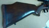 SAVAGE MOD 110 3006 BOLT ACTION W SCOPE - 2 of 2