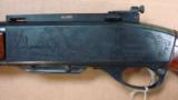 EARLY REMINGTON MOD 742 DELUXE CARBINE IN 3006 ENGRAVED RECEIVER - 3 of 3
