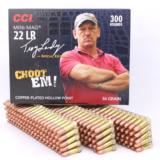 CCI MINI MAG SWAMP PEOPLE .22 LR SKU 962 300 COUNT BOXES - 1 of 1