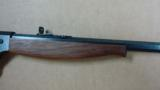 SAVAGE STEVENS FAVORITE 22CAL SINGLE SHOT RIFLE - 3 of 3