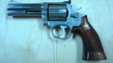 S&W MOD 686 STAINLESS 357MAG 4