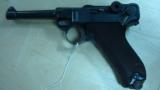 ERFURT 1912 9MM ALL MATCHING W/ HOLSTER & BRING BACK PAPERS - 2 of 4