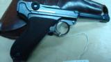 ERFURT 1912 9MM ALL MATCHING W/ HOLSTER & BRING BACK PAPERS - 1 of 4