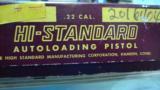 MINTY HI STANDARD MOD 107 MILITARY 22CAL W/ ORIG BOX - 3 of 3