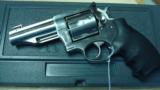 RUGER STAINLESS REDHAWK IN RARE 45LC 4