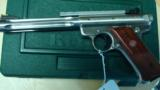 RUGER KMKIII HUNTER STAINLESS 22 CHEAP - 1 of 2
