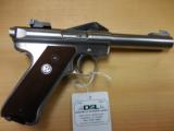 RUGER KMK512 STAINLESS MKII 22