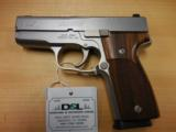 KAHR ARMS K9 STAINLESS 9MM MINTY - 1 of 2