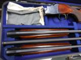 WINCHESTER 101 SMALL GUAGE SKEET SET 20-28-410 IN LUGGAGE CASE - 2 of 4