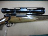 WEATHERBY MK V WEST GERMAN 300 WEATHERBY MAG W/ ORIGINAL SCOPE LIKE NEW - 1 of 4