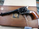 """COLT SAA NRA COMMERATIVE 1971 45LC 7 1/2"""" BBL IN WOOD PRES CASE - 2 of 2"""