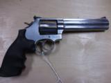"S&W MOD 686 STAINLESS 357MAG 6"" BBL PRE LOCK LIKE NEW - 2 of 2"