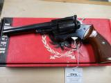 """RUGER SECURITY SIX 357MAG 6"""" BLUE EXC CONDITION - 2 of 2"""