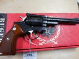 """RUGER SECURITY SIX 357MAG 6"""" BLUE EXC CONDITION - 1 of 2"""