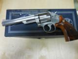 "S&W MOD 66-1 STAINLESS 357MAG 6"" IN ORIG BOX - 2 of 2"