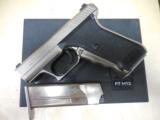 RARE H&K P7M139MM IN FACTORY NICKEL FINISH - 2 of 2