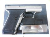 RARE H&K P7M139MM IN FACTORY NICKEL FINISH - 1 of 2