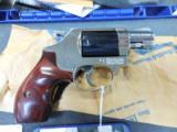 "RARE S&W MOD 36 TWO TONE 38SPL 2"" NICKEL GUN BLUE CYLINDER - 2 of 3"