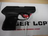 AS NEW RUGER LCP 380 PISTOL CHEAP - 1 of 2