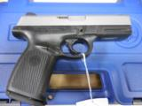S&W SW40VE 40CAL 2 TONE AS NEW CHEAP - 1 of 2