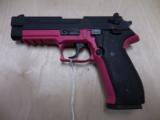 SIG SAUER PINK MOSQUITO 22 PISTOL LIKE NEW - 1 of 2