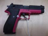 SIG SAUER PINK MOSQUITO 22 PISTOL LIKE NEW - 2 of 2