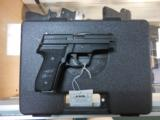 SIG SAUER P229 .357 SIG W/ BOX PAPERS TWO MAGS EXCELLENT CONDITION - 2 of 4