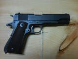 COLT 1911 M1911A1 US ARMY MODEL WWII .45 ACP PERIOD CORRECT - 1 of 13