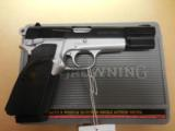 BROWNING HI POWER PRACTICAL TWO TONE .40 W/ BOX + PAPERS AS NEW CONDITION!!! - 1 of 4