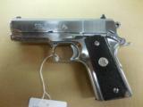 COLT 1911 OFFICERS MODEL ACP MKIV SERIES 80 .45 ACP