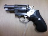 RUGER STAINLESS POLICE SERVICE SIX 357MAG 2