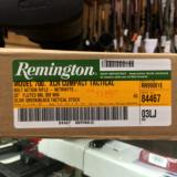REMINGTON 700 XCR COMPACT TACTICAL .308 W/ WEAVER TACTICAL 3-10X40 SCOPE SKU 84467 AS NEW IN BOX - 8 of 8