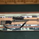 REMINGTON 700 XCR COMPACT TACTICAL .308 W/ WEAVER TACTICAL 3-10X40 SCOPE SKU 84467 AS NEW IN BOX - 1 of 8