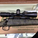 REMINGTON 700 XCR COMPACT TACTICAL .308 W/ WEAVER TACTICAL 3-10X40 SCOPE SKU 84467 AS NEW IN BOX - 6 of 8