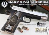 RUGER 1911 NAVY SEAL 45ACP COMMANDER 1 OF 200 MADE NIB !!! # 99 sku 6737