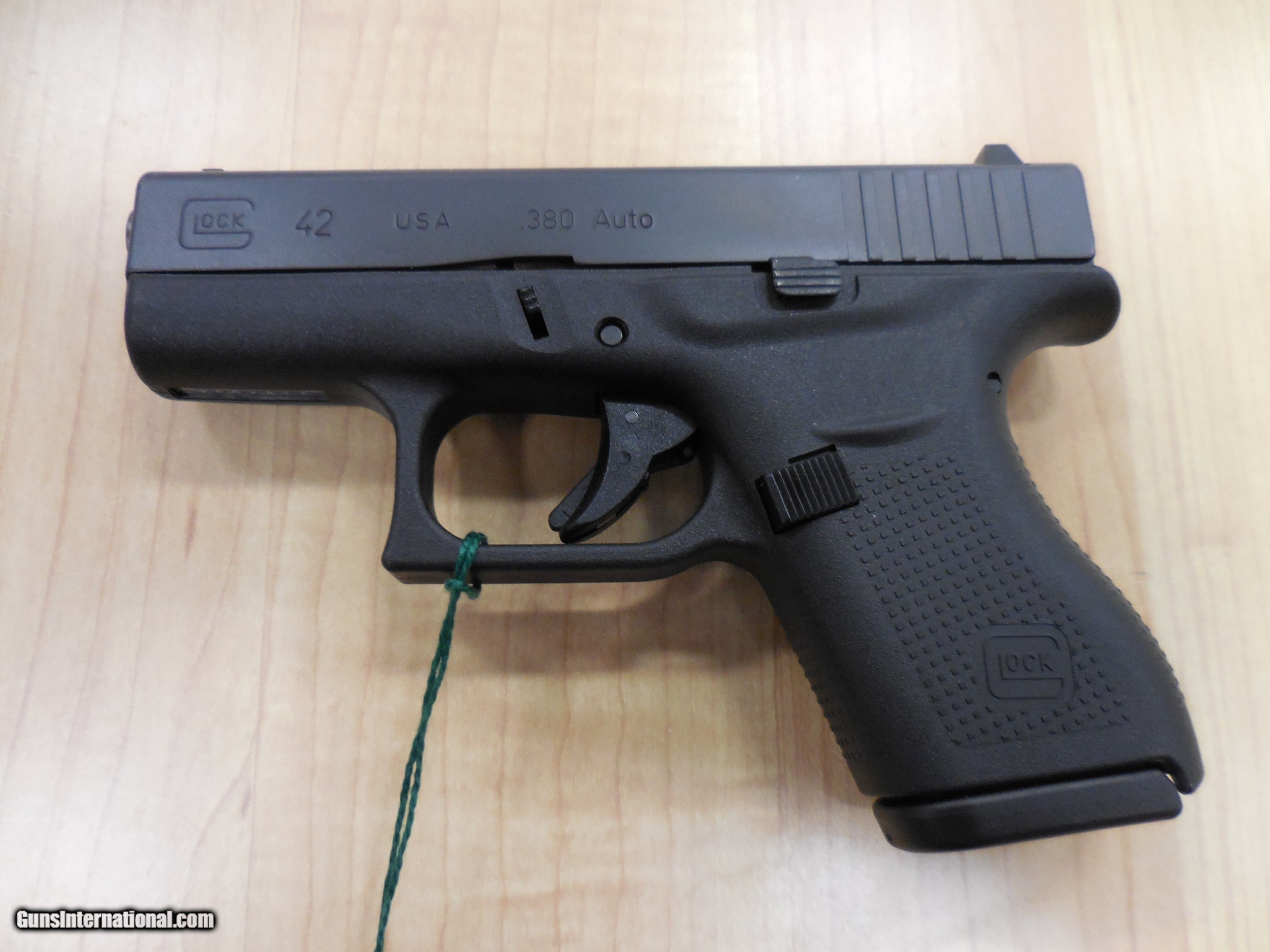 GLOCK 42 380 AS NEW CHEAP