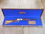 WINCHESTER 1894 LIMITED EDITION II 1979 30-30 W/ PRESENTATION CASE AND ALL ORIGINAL PAPERWORK + BOXES