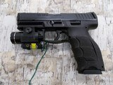 H&K VP9 9MM W/ LITE/LASER