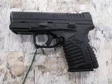 SPRINGFIELD XDS 3.3 9MM CHEAP