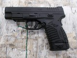 SPRINGFIELD XDS 45ACP 4.0 LIKE NEW