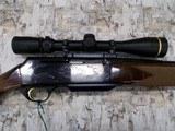 BROWNING BAR SAFARI GRADE 308 W/ SCOPE
