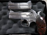 BOND ARMS PROTECTOR WITH 2 BBLS 45/410 & 357 AS NEW