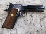 COLT 70 SERIES GOLD CUP LIKE NEW