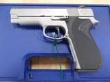 S&W MOD 4586 TSW TACTICAL 45ACP